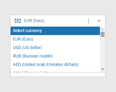 astekbet currencies